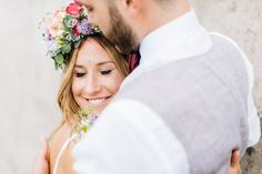 Fun infused Boho Wedding by david & kathrin photography and film as seen on Wedding Blog Humming Heartstrings. Read more: http://www.hummingheartstrings.de/?p=17908