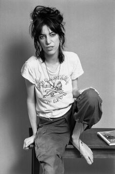 this is a blog dedicated to the beautiful artist, poet and inspiration that is patti smith. i do not...