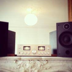Ensemble Hi-Fi vintage IV