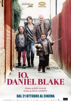 VISTO DAL basso    : CINEMA Io, Daniel Blake