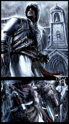 Altair, Assassins Creed