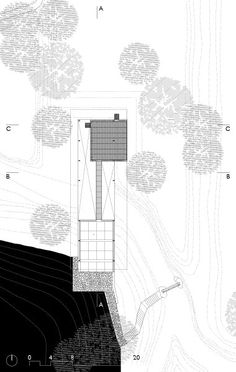 Magic Bus Learning Pavilion, Karjat - Architecture BRIO, India First Floor Plan #ArchitectureDrawing
