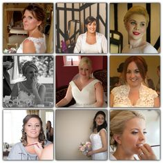 A selection of Brides