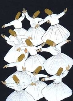 """Dance, when you're broken open. Dance, if you've torn the bandage off. Dance in the middle of the fighting. Dance in your blood. Dance when you're perfectly free.""  ― Rumi"
