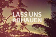 #urlaub #strand #meer lass uns abhauen