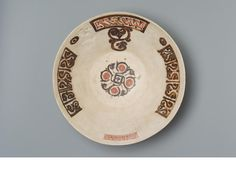 A Nishapur slip-painted pottery Bowl Persia, 9th/10th Century