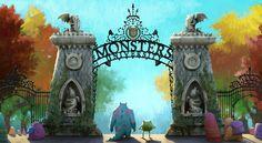 Primera imagen de Monsters University  http://creativisimowe.blogspot.mx/2012/06/primera-imagen-de-monsters-university.html