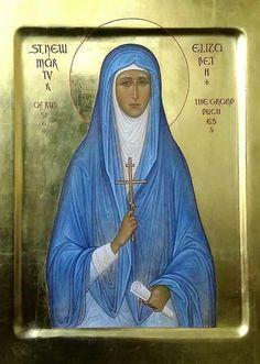 Alexandra Feodorovna, Religious Icons, Religious Art, Orthodox Icons, Catholic, Religion, Artist, Angels, Classroom