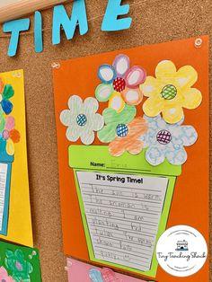 Spring Descriptive Writing - Tiny Teaching Shack