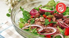 Tuna Salad Recipe   Healthy Salad Recipes Tuna Salad Recipe   Healthy Salad Recipes https://youtu.be/EvRmKZMK8hE How to make the best Tuna Salad - Healthy Salad Recipe that is full of colors vitamins and flavors? Healthy recipes and healthy eating can always be delicious and fun! Grab some fresh ingredients be creative with colors and mix these wonderful flavors. What I love about this salad is that it is simple fresh and light! Also don't forget Tuna Salad is a great post workout meal and a…