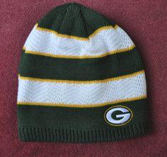 1 NFL® Green Bay Packers Reebok On-Field Sport Knit Hat Beanie #Reebok #GreenBayPackers