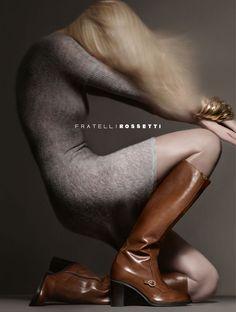 Studio Falavigna / Ciro Falavigna / FRATELLI ROSSETTI // Advertising Fall Winter 2009/10