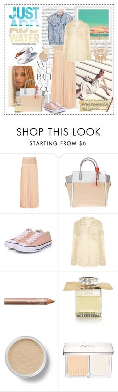 """just add water"" by ana2cats ❤ liked on Polyvore featuring Daks, Just Cavalli, Levi's, Reed Krakoff, Converse, Equipment, Chloé, Bare Escentuals, Christian Dior and Etro"