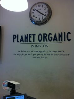 Whether you're wanting a pre-Barry's snack or planning a dinner party, you'll fin dthe best ingredients at Planet Organic.