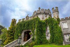 El castillo de Dromoland: una de las mejores opciones para dormir en un castillo en Irlanda