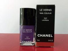 Chanel Lavanda (727) Le Vernis Nail Colour LIMITED EDITION • New In Box #CHANEL