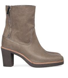 Bruine Via Vai boots 131231 enkelaarsjes