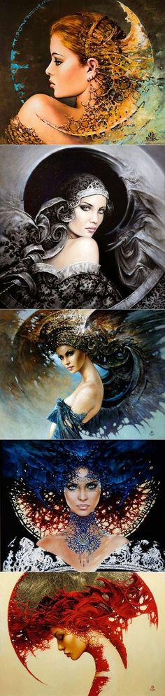 Ты – Женщина! Ты – Муза! Ты – Богиня!   Karol Bak   искусство   Постила: