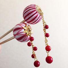 おうちにあまった刺繍糸でできる♪コロコロ可愛い巻き玉アクセを作りたい!   CRASIA(クラシア)