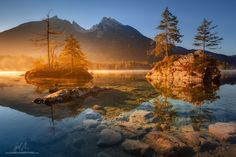 golden october sunrise in the bavarian alps. had a very nice morning shot with michael boehmlaender. if you like my work, you can follow me on  FACEBOOK INSTAGRAM WEBSITE PINTEREST