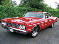 1969 Plymouth Fury