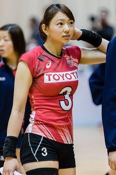 杉山瑠夏@V-チャレンジリーグII トヨタ自動車ヴァルキューレvs大阪スーペリアーズ | Volleyball Photos_JP | Flickr