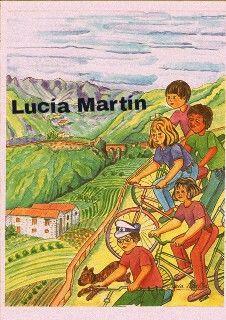 """Ilustración de Lucía Martín para el cuento """"Enigma en el Colmenar"""" de J.Nieto"""