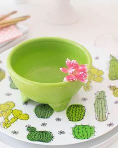 Cactus Tableware