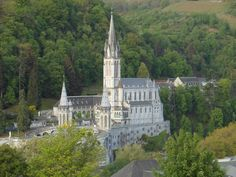 Kostel v Lurdech