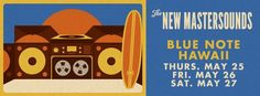 The New Mastersounds (3 Nights / 6 Shows) at Blue Note Hawaii - http://fullofevents.com/hawaii/event/the-new-mastersounds-3-nights-6-shows-at-blue-note-hawaii-2/ #hawaiievents #The New Mastersounds (3 Nights / 6 Shows) at Blue Note Hawaii