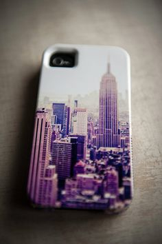 iPhone 4 4s case - New York City print, iPhone hard case - The City - photography, accessories for iPhone, urban, NYC design, iPhone 4 4s
