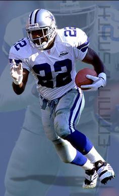Emmitt Smith.....Record breaker and real Hall of Famer. Nfc. Nfc East  DivisionFootball HelmetsFootball TeamCowboy LoveAmerican FootballDallas ... 300d12089