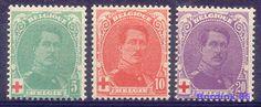 129/31 - Rode Kruis - Koning Albert I
