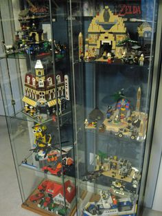 Lego Display Case With Glass Doors No More Dusty Sets For The Kiddos Lego Display Lego