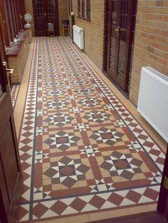 Victorian floor tiles gallery, Original Style floors, period floors