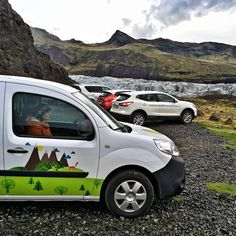 Camper Van Tour around Iceland