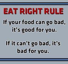 EAT RIGHT. www.skinnyms.com