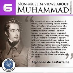 One of the many reasons why we love Muhammad SAW