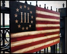 Large American Flag, Patriotic Tattoos, Flag Ideas, Wooden Flag, Wood Ideas, Red White Blue, Body Art Tattoos, Woodworking Plans, Guns