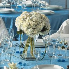 Simply Elegant Hydrangea Wedding Collections