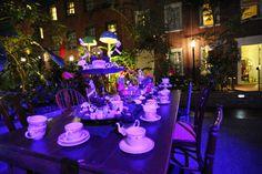 NYE 2017 - A Night in Wonderland (tea party scene)