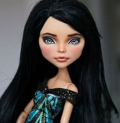 Cleo de Nile a Monster High Repaint in Dolls & Bears, Dolls, By Brand, Company, Character | eBay