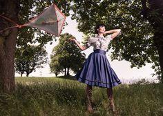 Vintage Inspired Fashion, John Paul, Fall Winter 2015, Ballet Skirt, Style Inspiration, Skirts, Summer 2016, Tutu, Skirt