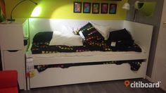Ikea Odda Trundle Bed With Storage Headboard Kid S Room
