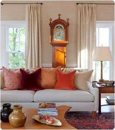 Simple Details: ikea sanela...perfect fall pillow