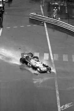Depailler 1976 Monaco