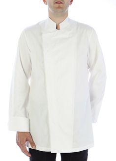 Chaqueta La riera blanco #chaquetascocinero #cocina #csty #uniformeshosteleria