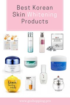 The 11 Best Korean Skin Whitening Products To Save Your Uneven Skin - Want to have white and flawless skin like Korean girls? Find your favorite in our list of the best - Korean Skin Whitening, Natural Skin Whitening, Whitening Cream For Face, Whitening Soap, Whitening Face, Anti Aging, Skin Care Routine For 20s, Skin Routine, Korean Skincare Routine