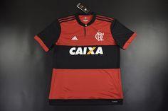 185a2e7c7  JOE  Adult Flamengo RJ Home Red Fans Version Jersey