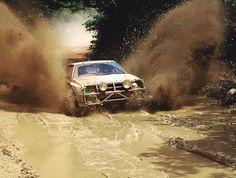 Toyota Celica rally car - Group B